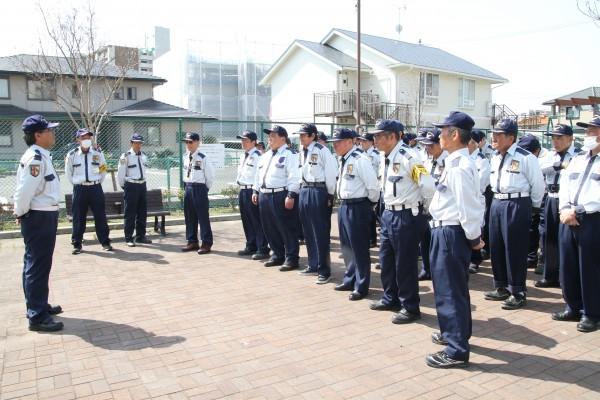 警備員 名古屋