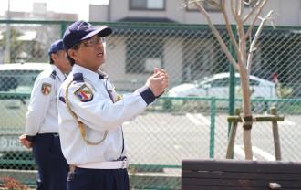 名古屋 警備員